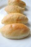 Piragi, bacon rolls